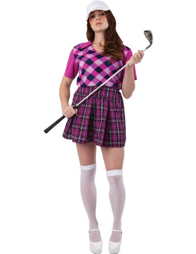 Ladies' Pub Golf Costume