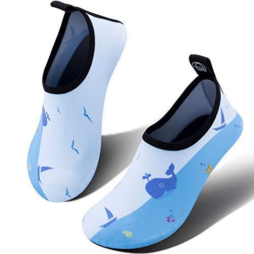Water Shoes Aqua Socks for Kids