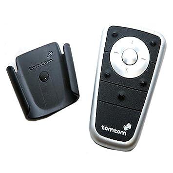 Simplemente plata - Nuevo TomTom GO 500 510 700 710 910 coche GPS remoto Bluetooth Control de Tom accesorio: Amazon.es: Electrónica
