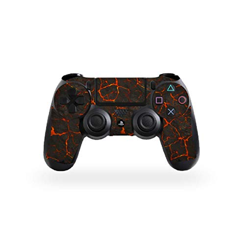 - Lava PS4 Controller Skin Decal - Pack Of 2