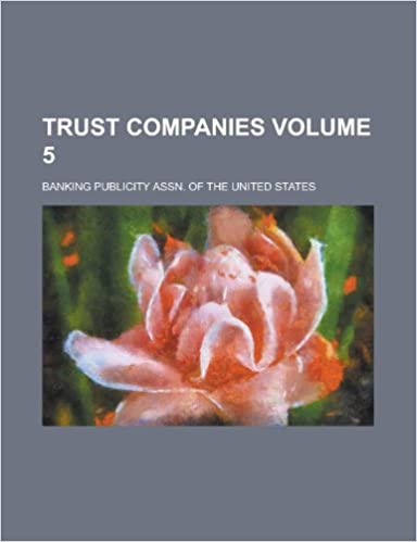Book Trust Companies Volume 5