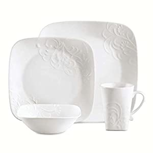 Corelle service de table pour 4 personnes 16 for Table 16 personnes
