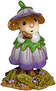 product image for Wee Forest Folk M-640b February Flower Mouse of The Month (New 2018)