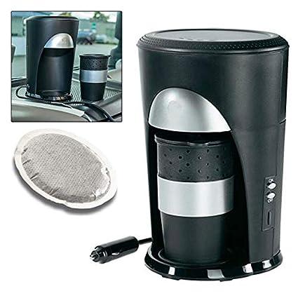 Cafetera 24 V para cápsulas de café para camión