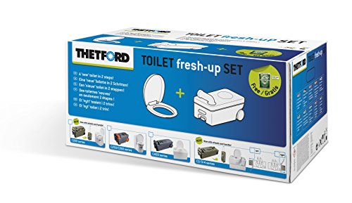Thetford Fresh Up Kit C de 250, blanc, Taille Unique, 9338162
