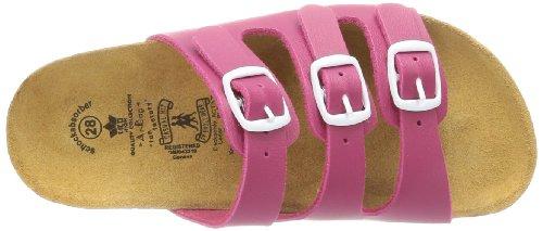 Lico Bioline Mädchen Flache Hausschuhe Pink (Pink)