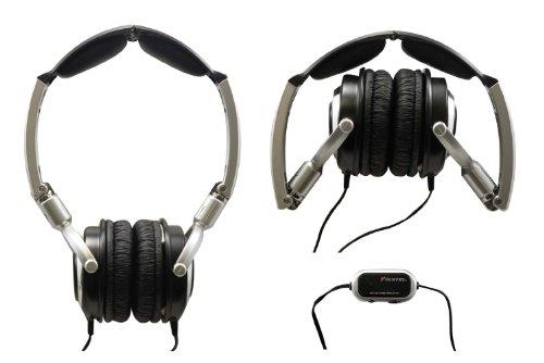 Sentry 3.5mm Noise Canceling Headphones HO500 - Retail packaging (The Sentry Over Head Headphones)