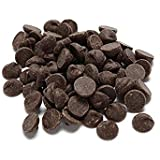 Bulk Flours And Baking Ingred, Organic Dark Chocolate Chips, Pack of 10, Size - LB, Quantity - 1 Case