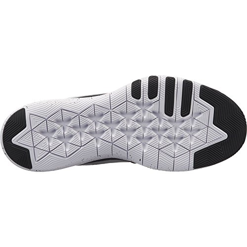 Cramoisi Multicolore Argent Scarpe Trainer M W Flex 8 Total Noir Indoor Nike Donna Sportive Blanc wOPq8OxI