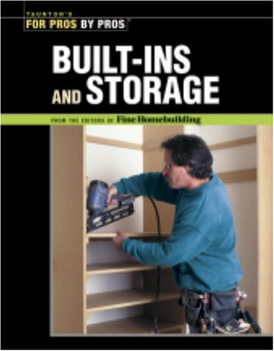 Download Built-Ins and Storage (For Pros by Pros) pdf