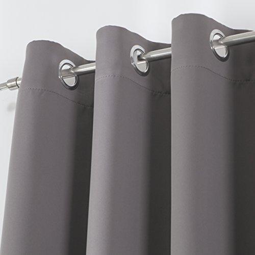 Review Aquazolax Blackout Curtain Panels