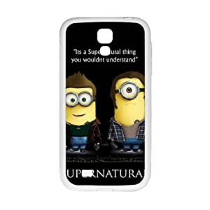 Supernatural New Style High Quality Comstom Protective case cover For Samsung Galaxy S4