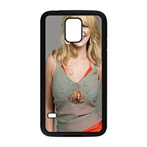 Samsung Galaxy S5 Phone Case Black Katherine Heigl Smile EJ6C3MUG Make Your Own Phone Cases