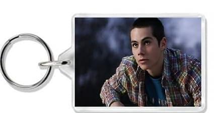 Dylan O Brien lobo adolescente eposgear #5/etiqueta de la ...