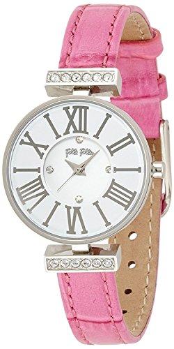 FolliFollie MINI DYNASTY mini Dynasty Leather belt watch WF13A014SSW-PI-2 WF13A014SSW-PI-2 Ladies Dynasty Leather Watch