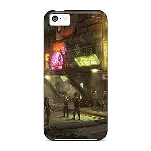 MMZ DIY PHONE CASEipod touch 4 Vtw14417rsli Allow Personal Design Lifelike Star Wars Image Anti-Scratch Hard Cell-phone Cases -JacquieWasylnuk