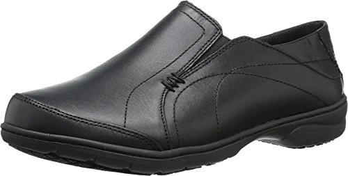 Dr. Scholl's Women's Hettie Slip-On, Black, 6 W US by Dr. Scholl's
