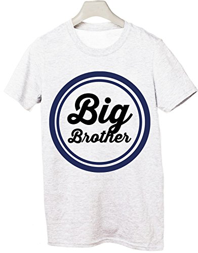 Taglie Fratello Le Humor By Brother Sorella Tshirt Tutte Tshirteria E Bianco Big 8w0nd6
