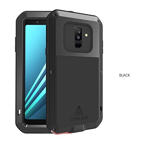 best service 295ba d2a11 Amazon.com: Love Mei Samsung Galaxy A6 Plus 2018 Case,Outdoor ...