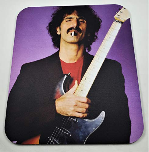 FRANK ZAPPA Guitar & a Smoke COMPUTER MOUSEPAD for sale  Delivered anywhere in USA