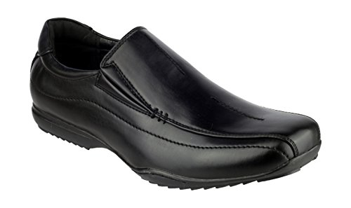 Mirak Back to School Kinder Mirak Clipper Slip auf Schuhe Jungen Schule Schuhe