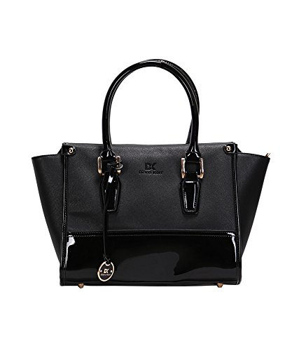 Diana Korr Women's Elbowbag (Black) (DK44HBLK)