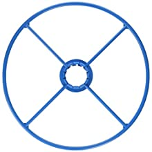 Zodiac W46055 12-Inch Turquoise Wheel Deflector Replacement for Zodiac Baracuda Ranger Pool Cleaner