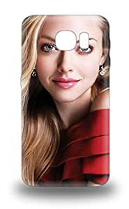 Hard Plastic Galaxy S6 3D PC Case Back Cover Hot Amanda Seyfried American Hollywood Female Mean Girls In Time Mamma Mia 3D PC Case At Perfect Diy ( Custom Picture iPhone 6, iPhone 6 PLUS, iPhone 5, iPhone 5S, iPhone 5C, iPhone 4, iPhone 4S,Galaxy S6,Galaxy S5,Galaxy S4,Galaxy S3,Note 3,iPad Mini-Mini 2,iPad Air )