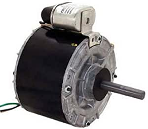 Ao smith 492 5 0 inch frame diameter 1 8 hp 1550 rpm 230 for Electric motor sleeve bearings