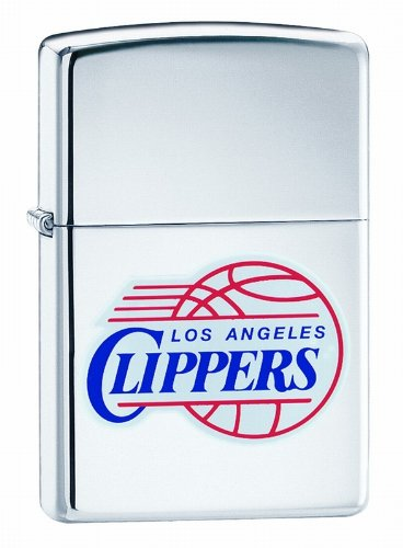 Zippo Lighter NBA Los Angeles Clippers -