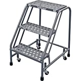 Cotterman (Rolling) Stairs - 20in. Max. Height