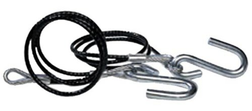 Tie Down Engineering 59537 Black Class 2 Marine Safety Cable