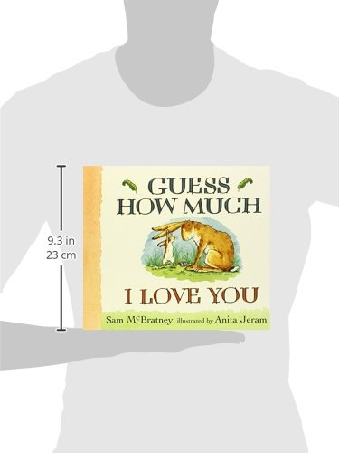 Guess How Much I Love You Lap-Size Board Book by Candlewick Press (Image #3)