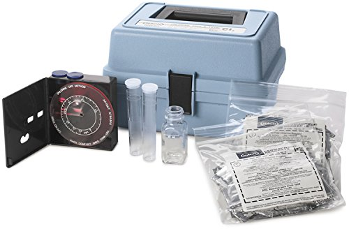 Hach 1454200 Chlorine (Free and Total) Test Kit, Model CN-70