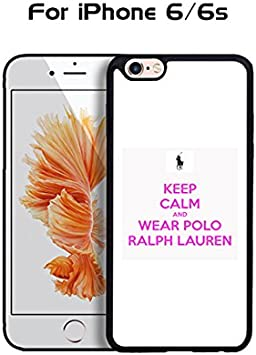 Iphone 6s(4.7 Inch) Funda Case Brand Polo Polo Ralph Lauren ...