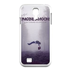 Imagine Dragons Continued Silence Samsung Galaxy S4 9500 Cell Phone Case White Exquisite gift (SA_597299)