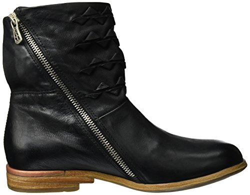 As98 Vrouwen Orizontale Laarzen Zwart (nero)