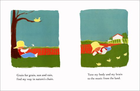 Inch by Inch: The Garden Song (Trophy Picture Books (Paperback ...