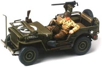 Amazon Com Tamiya America Inc 1 35 Jeep Willys Mb 1 4ton Plastic Model Kit Tam35219 Toys Games