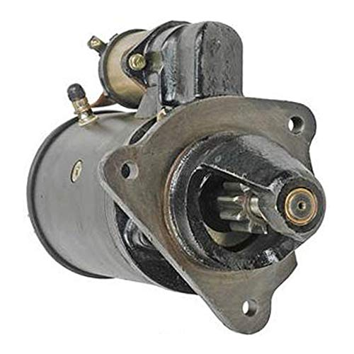 NEW STARTER FITS ALLIS CHALMERS TRACTOR 6080 8010 DIESEL 26363D 26363E 26363F 26363G -  RAREELECTRICAL, 17648*4