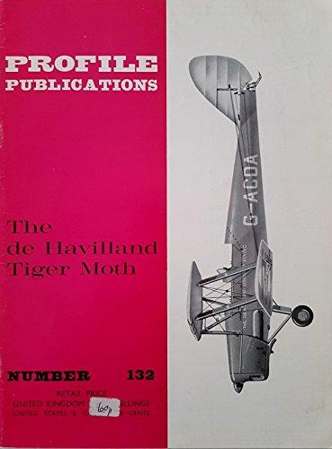 Aircraft Profile No. 132: The de Havilland Tiger Moth