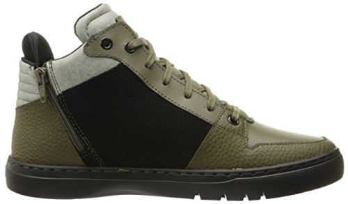 Creative Recreation Adonis Mid, Sneaker Basse Uomo Multicolore (Multicolor (Black Olive Fog))