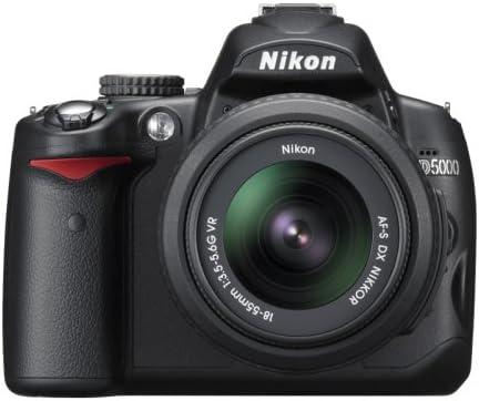 Nikon D5000 - Cámara réflex Digital de 12.3 MP (Pantalla de 2.7 ...