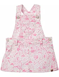 Newborn Girl Jumper Overall Skirtall Baby Dress Bragas para Bebe Niña