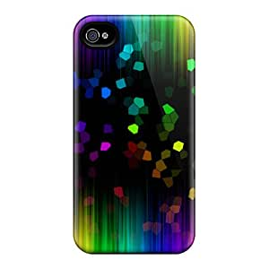 Premium My Creation Back Cover Snap On Case For Iphone 4/4s