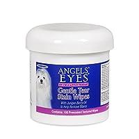 Angels 'Eyes Gentle Tear 100 toallitas teñidas texturadas y remojadas