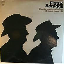 Flatt & Scruggs: 20 All-Time Great Recordings