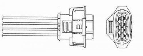NGK 0055 Lambda Sensors: