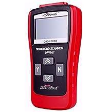 AUTOS-FAMILY KONNWEI KW807 GS500 OBD2 Auto Diagnostic Scanner Tool OBDII/EOBD Scanner Code Reader