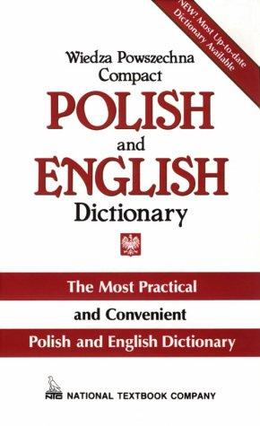 Wiedza Powszechna Compact Polish and English Dictionary (Language - Polish) (English and Polish Edition)